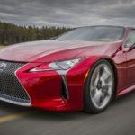 Jön a környezetbarát Lexus sportkocsi
