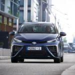 A Toyota Mirai lett az Év Globális Zöld Autója