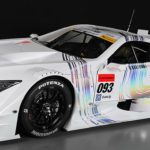 Egészen extrém lett a Lexus LC500 versenyváltozata