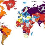 Tessék kapaszkodni: a Toyota a legérdekesebb autómárka