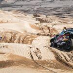 Peterhansel és a Mini nyerte az idei Dakar-ralit