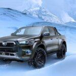 Újra választható a nagykerekű Hilux – Toyota hírek