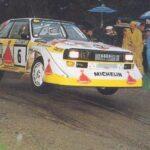 Elhunyt 1983 rali-világbajnoka, Hannu Mikkola
