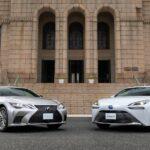 A Toyota és a Lexus csúcsmodellje fejlett vezetőtámogató rendszert kap – Toyota hírek