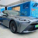Átadták az első hazai hidrogén-töltőállomást, és így a Toyota Mirai forgalmazása is megindult – Toyota hírek