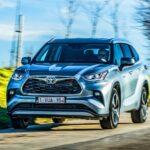 Nagy, családos – Toyota Highlander Hybrid bemutató – Toyota hírek