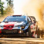 Evans elporolta a mezőnyt – Toyota hírek