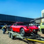 A Toyota dél-afrikai forgalmazója egy 2000GT-t újít fel – Toyota hírek