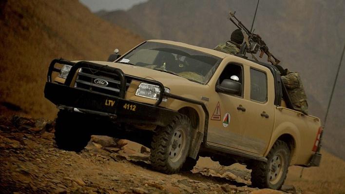 afganisztan ranger