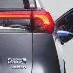 Megérkezett a RAV4 Plug-in | Toyota hírek