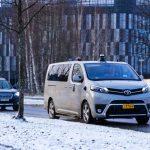Önjáró Proace-ek szállítanak utasokat Oslóban – Toyota hírek