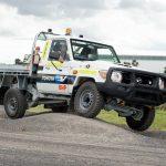 Villanymotoros Landcruiseren dolgozik a Toyota – Toyota hírek