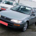 27 év, 35 ezer kilométer: Toyota-lelet budapesti garázsból – Emlékezetes bizniszek: 27 éves Corolla 35 ezres futással