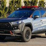 Hegyi mentőket segít a legújabb Toyota RAV4-es – Toyota hírek