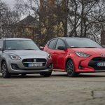 Elég ha automata, vagy kell a valódi hibrid? – Összehasonlító: Suzuki Swift CVT – Toyota Yaris Hybrid