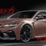 A 661 lóerős V8-asokkal támad a Lexus?
