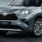 Magyarországra is megjött a Toyota Highlander