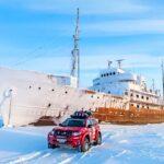 Idén az Új-szibériai-szigetekre vezetett a Toyota Arctic expedíció – Toyota hírek