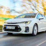 Deja vu – Suzuki Swace menetpróba – Toyota hírek
