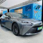 Itthon is elérhető lesz a hidrogén-hajtású Toyota