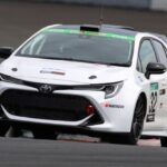 Versenypályán tesztelik a hidrogénnel üzemelő Corolla versenyautót – Toyota hírek