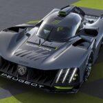 Arcos lett az új Le Mans-i Peugeot