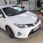 Honnan ismered meg, hogy taxi volt? – MűhelyPRN: Toyota Auris Touring Sports 1.8 HSD – 2014.