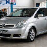 Tiltott motor, sok km: 2.2 D4-D a Versóban – Fotelnepper: Toyota Corolla Verso 2.2 D4-S – 2007.